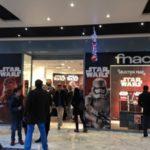 Star Wars : Ouverture d'une Boutique temporaire au Mans