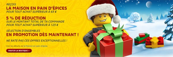 PROMO LEGO pas cher
