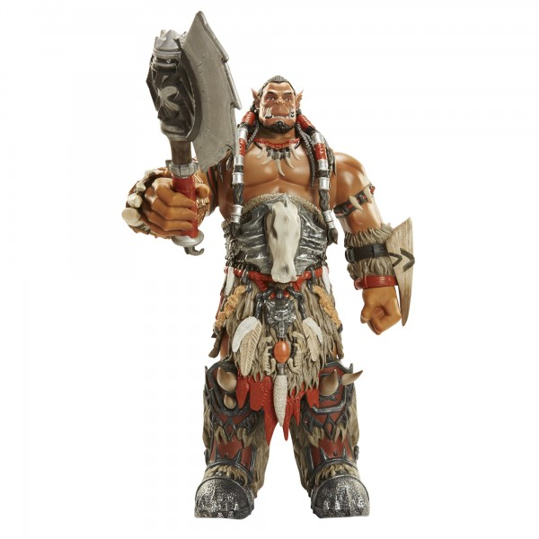 Warcraft 20in Durotan JAKKS BIG FIG BlizzCon