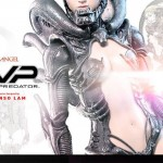 Alien vs Predator Hot Angel par Hot Toys