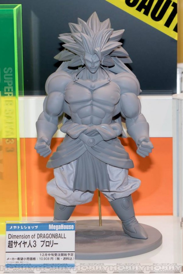 broly DOD Megahouse