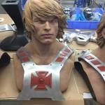 Buste He-Man à l'échelle 1:1