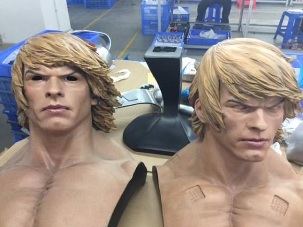 Pop Culture Shock Collectibles  buste de He-Man / Musclor
