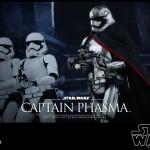 Star Wars TFA : Captain Phasma par Hot Toys
