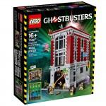 LEGO : détails du QG de Ghostbusters/SOS Fantômes