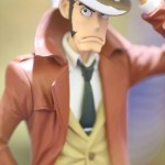 Lupin III / Edgar de la Cambriole - Inspecteur Koichi Zenigata chez Banpresto