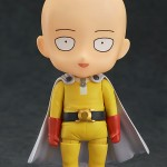 Nendoroid Saitama – One Punch Man les images officielles