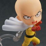 Nendoroid Saitama - One Punch Man les images officielles