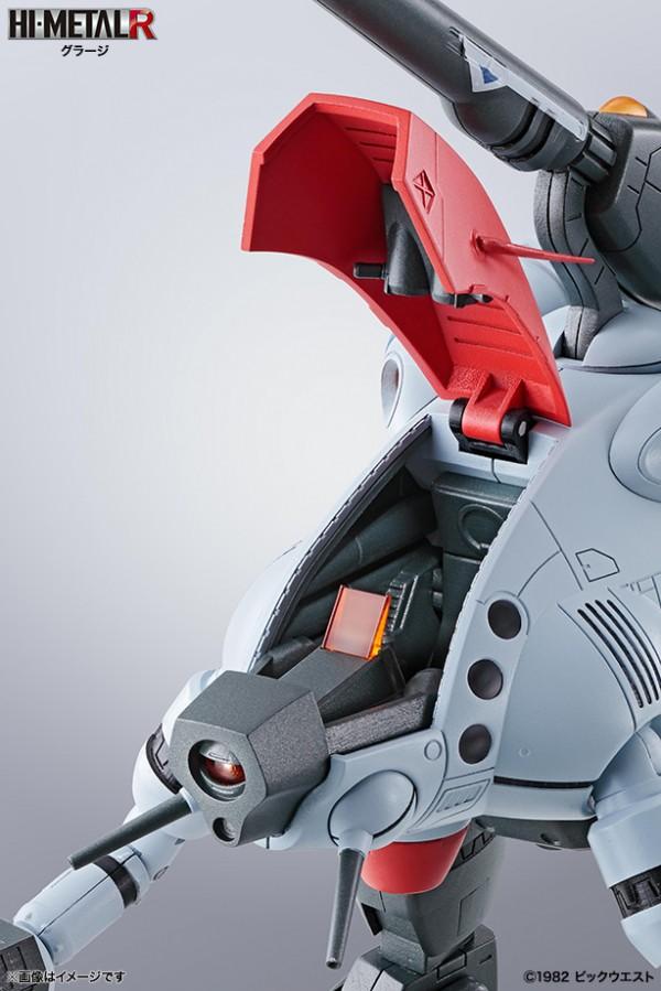 Hi-Metal R Glaug - Macross