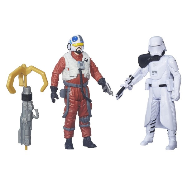 figurines star wars 7