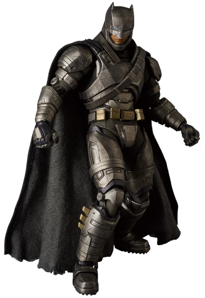 BvS Armored Batman MAFEX