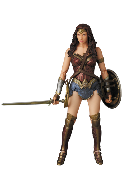 BvS Wonder Woman MAFEX