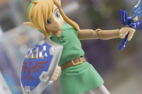 Figma LINK The Legend of Zelda: A Link Between Worlds