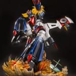 Goldorak / Grendizer HQS par Tsume les images officielles