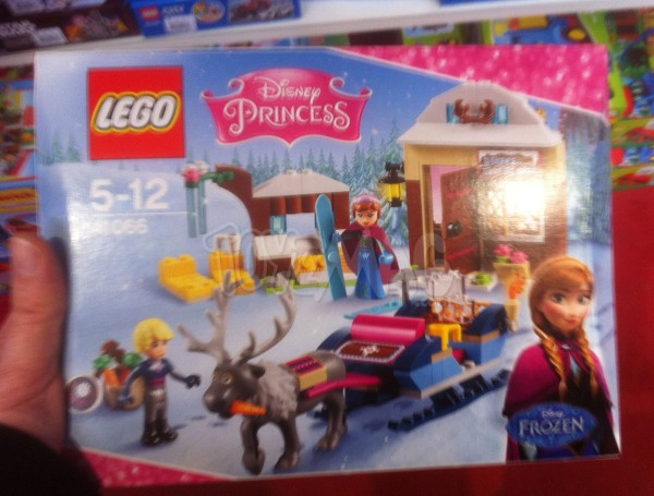 Lego Disney Princess 2016