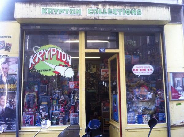 Krypton Collection - Paris (75)