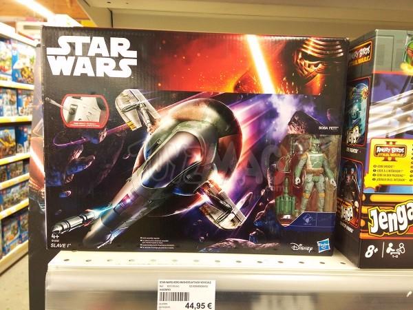 Star Wars slave ONE TFA