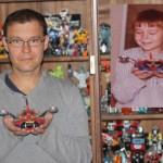 Le RDV du Collectionneur: Christophe alias DXROBO
