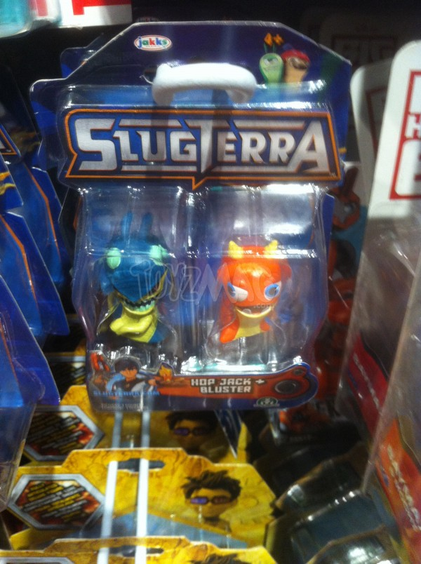 figurines Slugterra