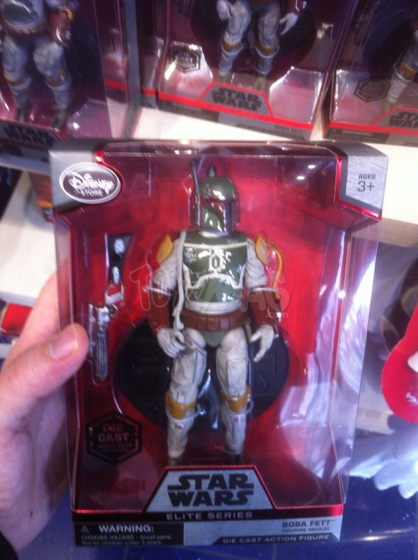 Star Wars Elite Series Boba Fett