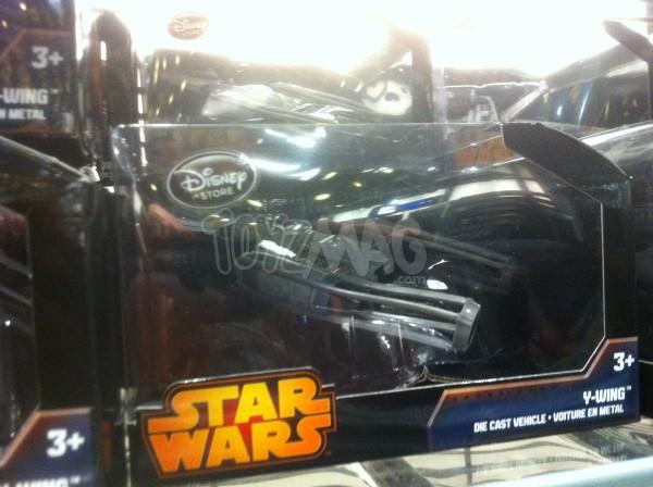 Star Wars Die Cast  vaisseaux