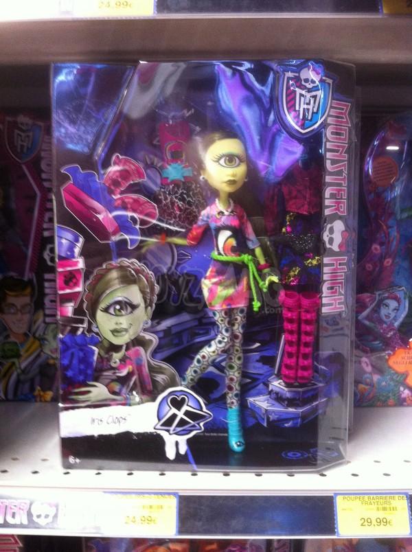 poupée monster high pas cher