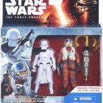 Spoiler : encore de nouvelles figurines Star Wars Réveil de la Force