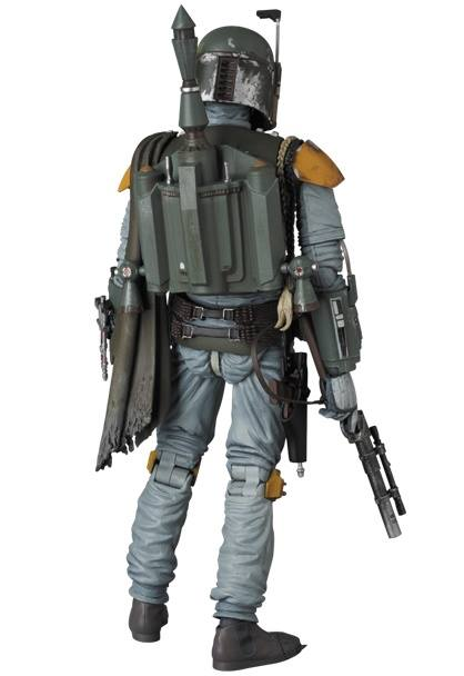 MAFEX Star Wars Boba Fett by Medicom