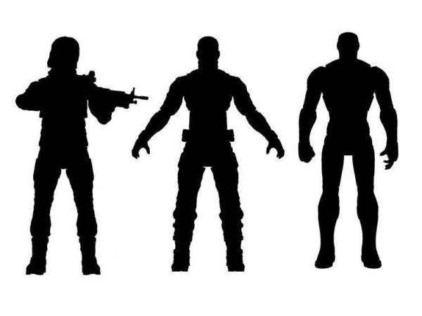 Marvel Select Captain America 3 civil Wars