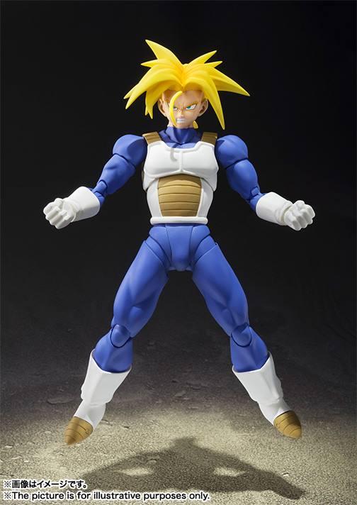 S.H.Figuarts Super Warrior Trunks