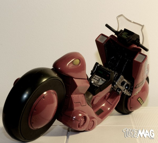 La moto de Kanedo / Kaneda Bike - AKIRA - McFarlane Toys serie 1 - 2000