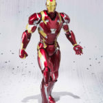 S.H.Figuarts Iron Man Mark 46 – Captain America : Civil War