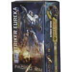 NECA-Pacific Rim : packaging Striker Eureka (Ultimate)