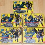 Instant Vintage Saint Seiya – Les 5 chevaliers noirs.