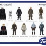 Game of Thrones, les figurines 10cm de Funko