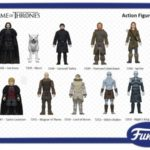 Game of Thrones, les figurines 10cm de Funko