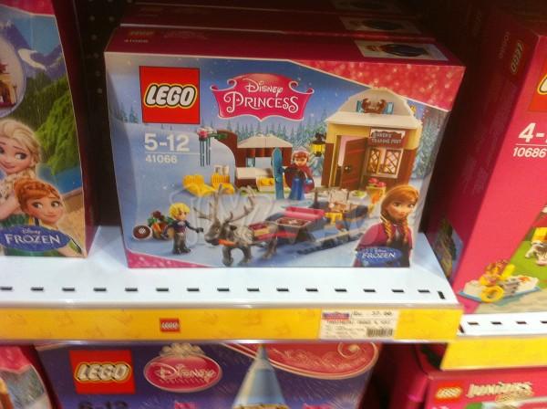 Lego Disney Princess La reine des Neige 2016