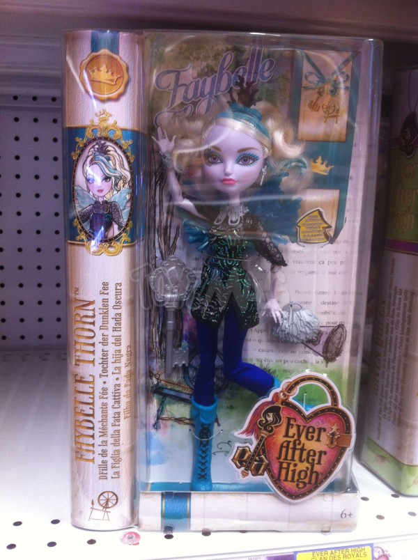 poupée Ever After High 2016