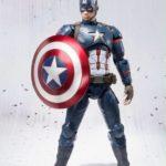 S.H.Figuarts Captain America Civil War