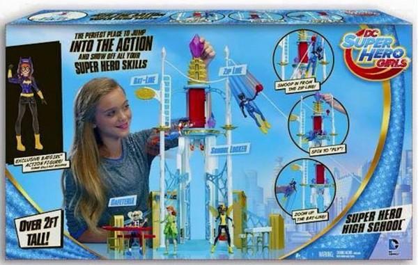DC Super Hero Girls jouets et poupées et figurines