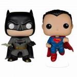 POP Batman V Superman les images officielles