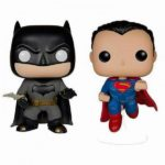 POP Batman V Superman les images officielles