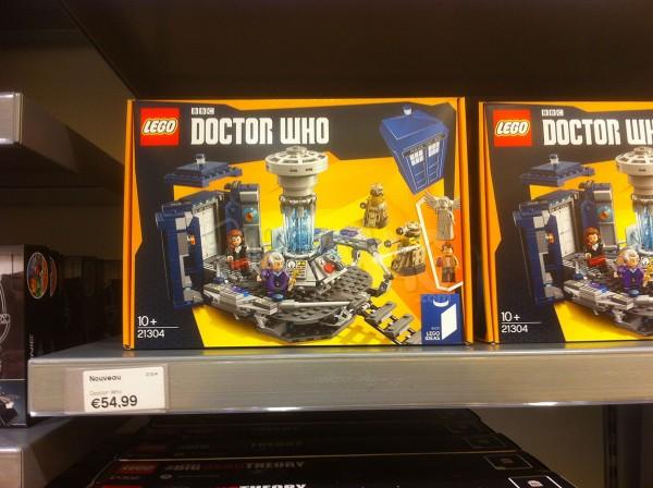Lego Ideas Doctro Who