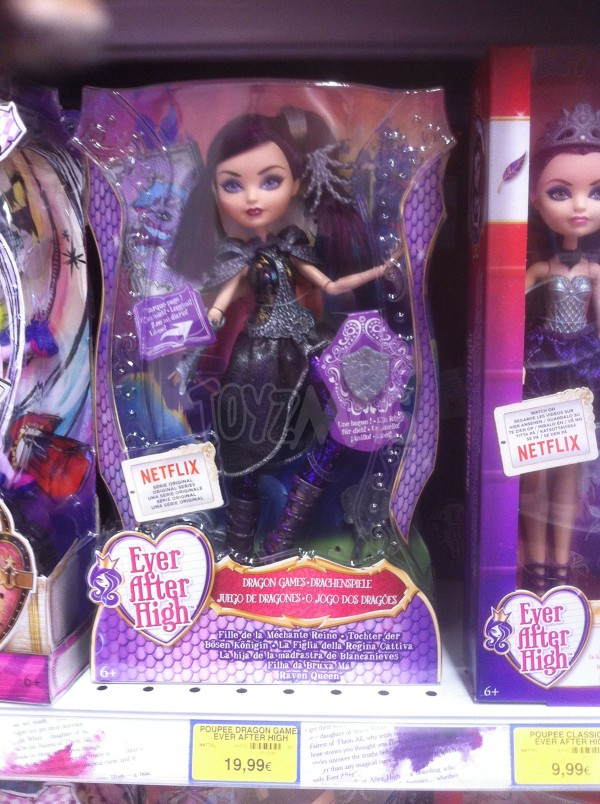 ever after high Dragon Gamme