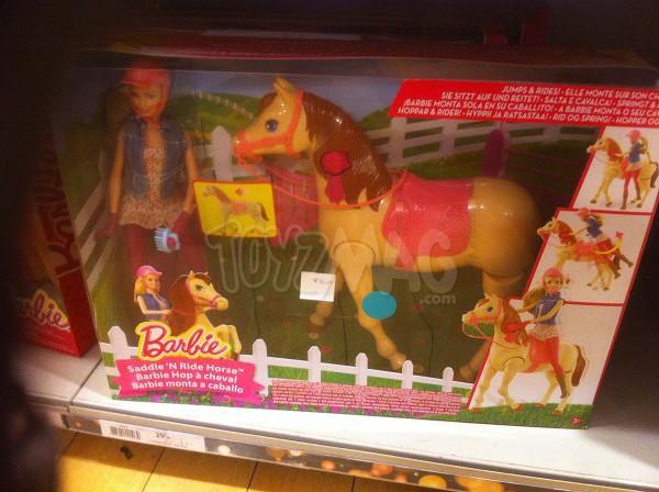 Barbie Hop à cheval est soldé à -30%