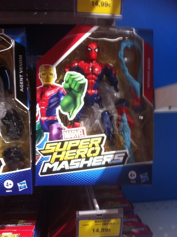 Super HERO MASHERS