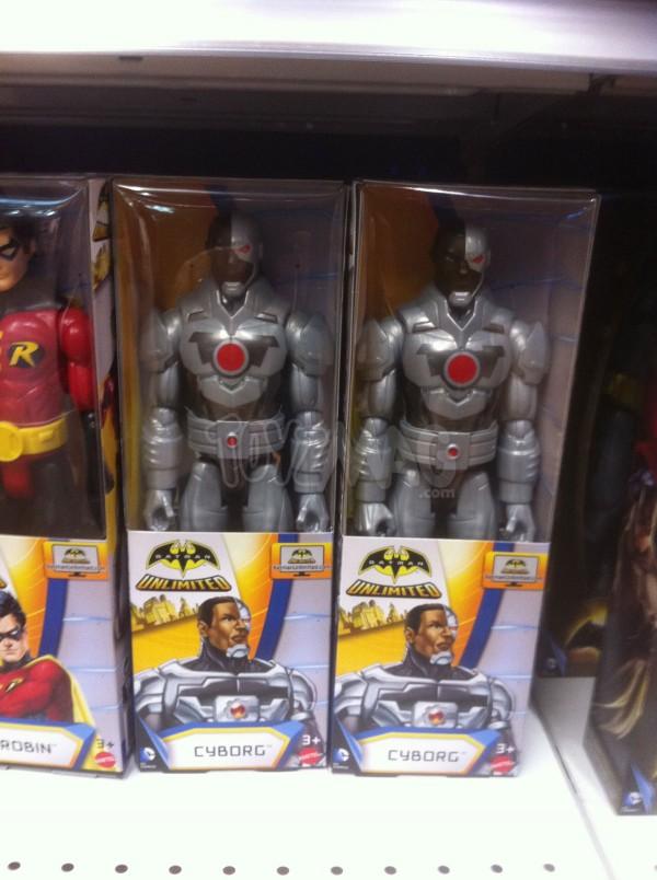 DC BATMAN UNLIMTED 30CM