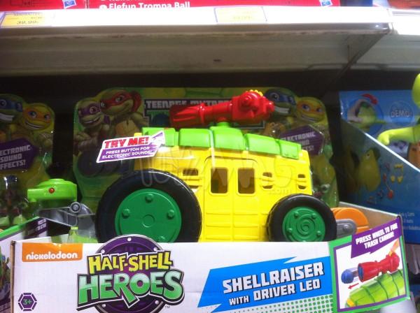 Tortues ninja HALF Shell