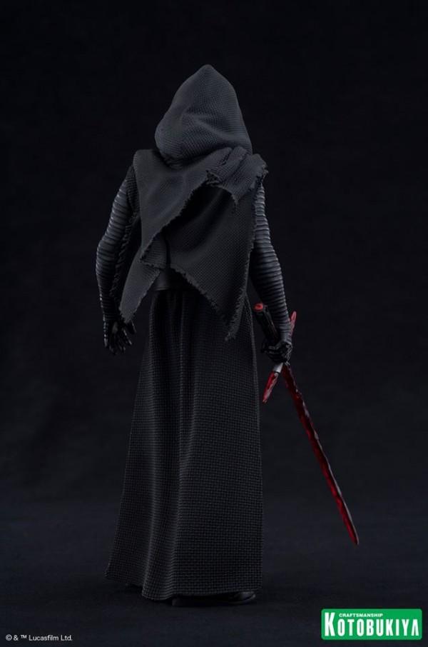 Star Wars The Force Awakens  Kylo Ren ARTFX+ Statue