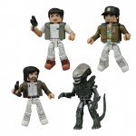 Alien Minimates : un pack Nostromo chez Diamond Select Toys